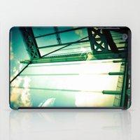 bridge iPad Cases featuring Bridge by Abby Strobel
