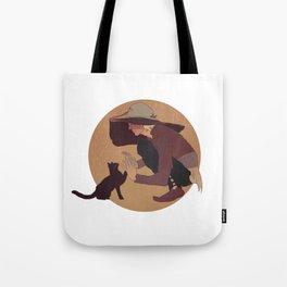 cole cat Tote Bag