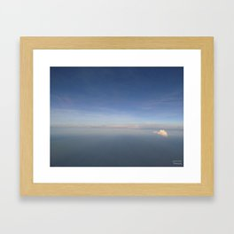 Clear View Framed Art Print
