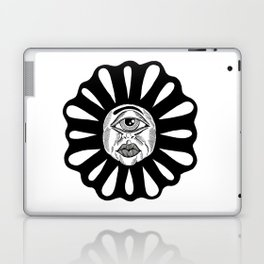THIRD EYE FLOWER Laptop & iPad Skin