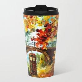 starry Abandoned phone box Under the bridge iPhone 4 4s 5 5c 6, pillow case, mugs and tshirt Travel Mug