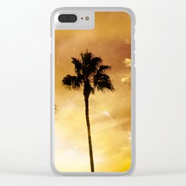 Landing in the Southland Clear iPhone Case