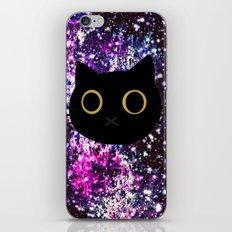cat-287 iPhone & iPod Skin