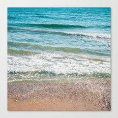 Sea of my dream Canvas Print