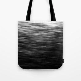 B&W Waves2 Tote Bag