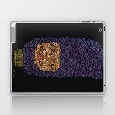 a little stitious Laptop & iPad Skin