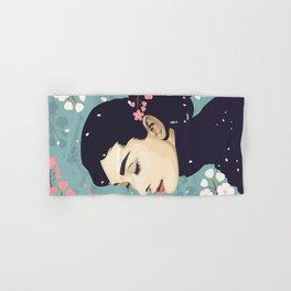 Bloom Hepburn Hand & Bath Towel