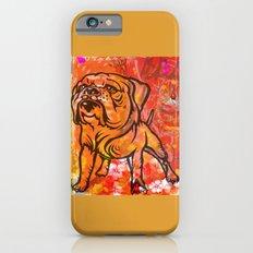 French bulldog pop art Slim Case iPhone 6s