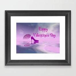 Valentine's Day -11- Framed Art Print