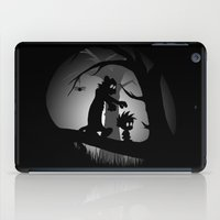 hobbes iPad Cases featuring A Wrong Turn by Perdita