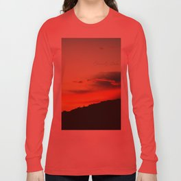 On their arrival Long Sleeve T-shirt