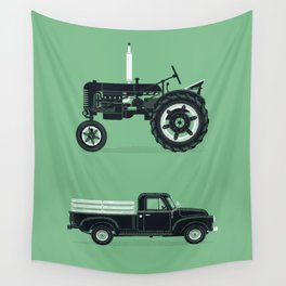 Good Machinery Wall Tapestry