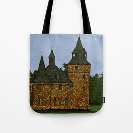 Jethro's Castle Tote Bag