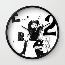 2. Wall Clock