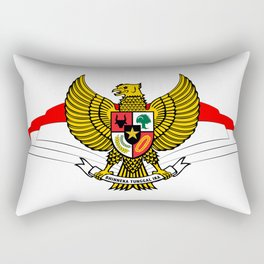 The Garuda of Republic of Indonesia Rectangular Pillow