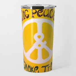 dig peace Travel Mug
