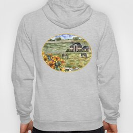 The Horse Ranch Hoody