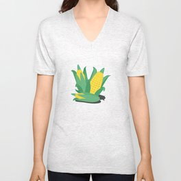 Farmers Corn Unisex V-Neck