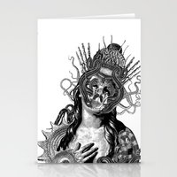 passion Stationery Cards featuring Passion by DIVIDUS
