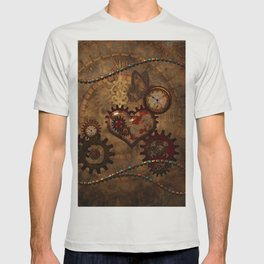 Steampunk, noble design T-shirt