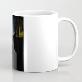 bora bora blue Coffee Mug