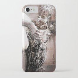 Smoke/3 iPhone Case