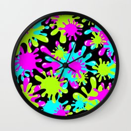 My Slime Wall Clock