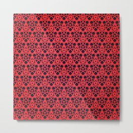 Pattern design background wallpaper seamless Metal Print