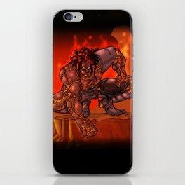 Brimstone iPhone Skin