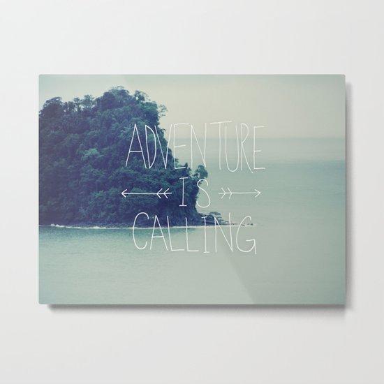 Adventure Island II Metal Print