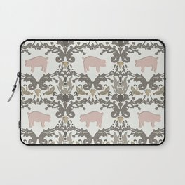 pig damask Laptop Sleeve