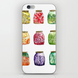 Getting Canned Never Looked So Good iPhone Skin