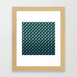 ocean of tears Framed Art Print