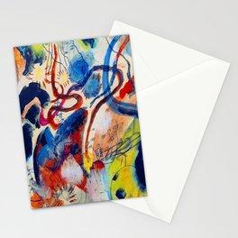 August Macke Parody of the Blaue Reiter Stationery Cards