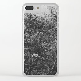 English Meadow Clear iPhone Case