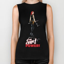 Just Power! Biker Tank