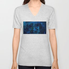 Up In the Air Unisex V-Neck