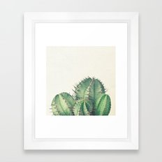 African Milk Barrel Framed Art Print
