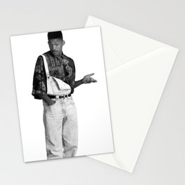 Fresh prince of Bel-Air (What are you looking at?) Edit Stationery Cards