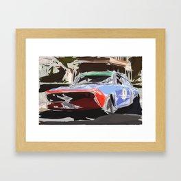 GTV Framed Art Print