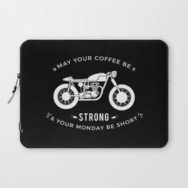 Cafe Racer - Monday Laptop Sleeve