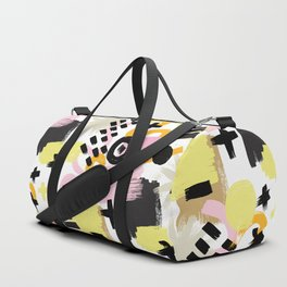 Perception Abstract 001 Duffle Bag