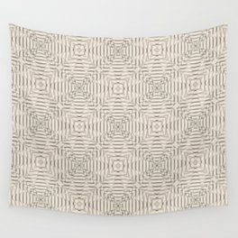 3D Effect Pattern 2 Wall Tapestry