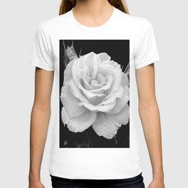 Johann Strauss Rose-BW T-shirt