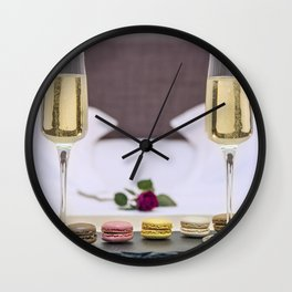celebrate #society6 #decor #buyart Wall Clock