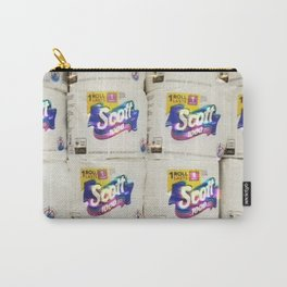 Toilet Paper Bling Carry-All Pouch
