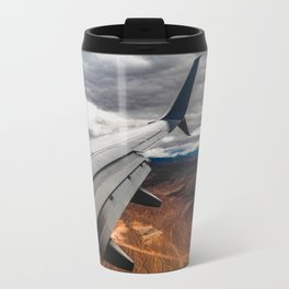 wing over mars Travel Mug