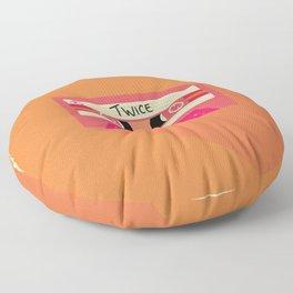 Twice - Retro - Kpop Floor Pillow