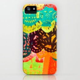 Mexicana iPhone Case