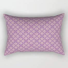Eryn Lavender Collection Rectangular Pillow